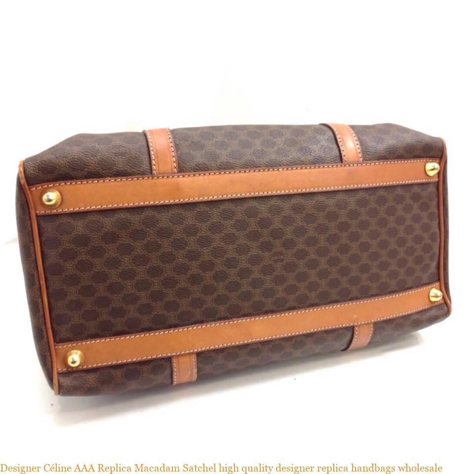 Designer Céline AAA Replica Macadam Satchel high quality designer replica  handbags wholesale – AAA Replica Bags – Buy Top Quality Replica Designer  Handbags 3003b323febef