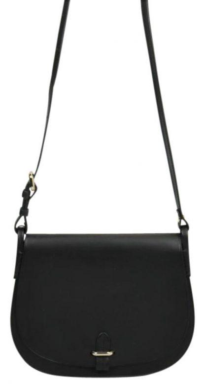 Perfect Quality Céline 7 Star Replica Classy Emma M291-8 B97 Black Leather  Cross Body Bag celine replica belt bag